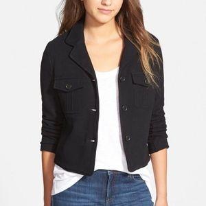 James Perse 3-Button Blazer Jacket Size 3 / L